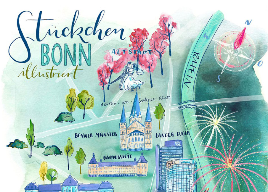 Illustration Bonn
