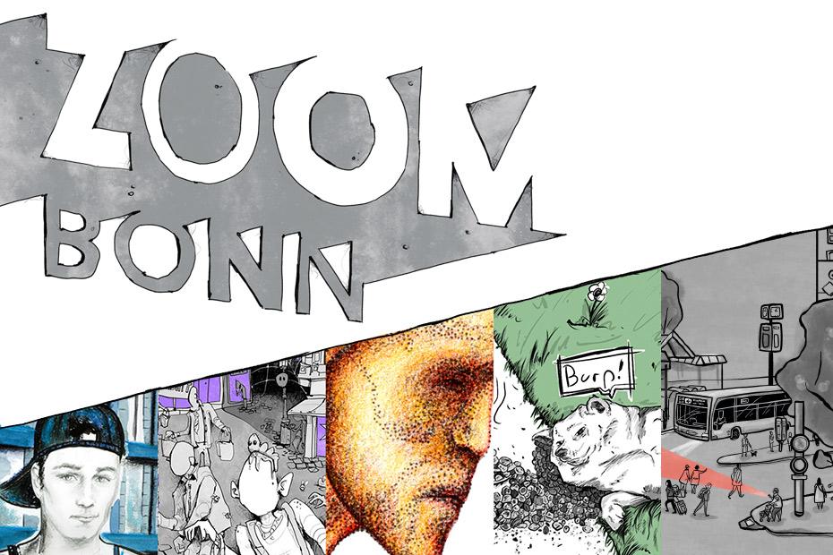 Kunstausstellung Bonn ZoomBonn
